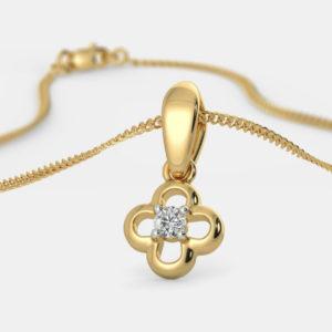 The blossom of joy pendant