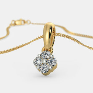 The little blossom pendant
