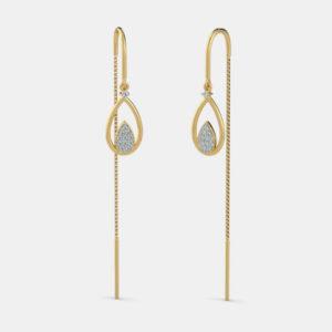 The world of wonder earrings