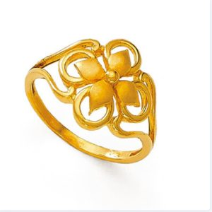 Bloosam Style Ring