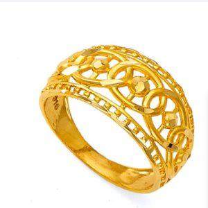 Filgiree ring