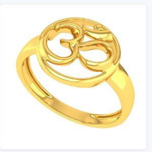 Om Shanti Ring