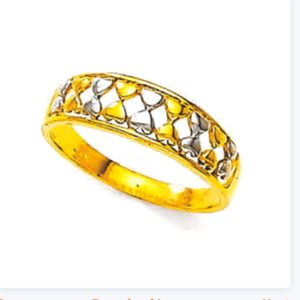 Attraction of heart ring