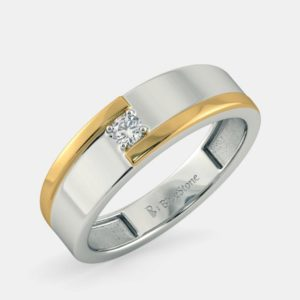 Firm and swanky ring
