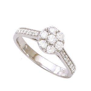 Bloom stone ring