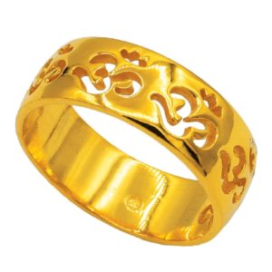 Engrave om ring