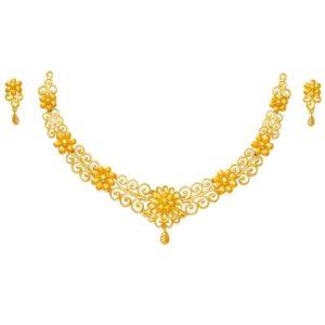Forever Marked Necklace set