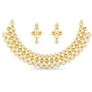 Circlet  design Necklace set