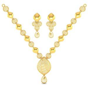 Elegance turkey necklace set