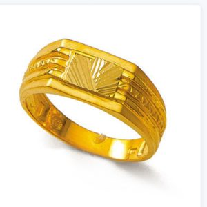 Fest cube ring